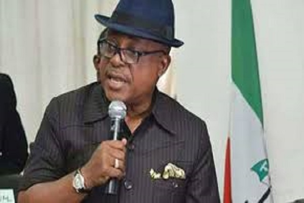 Deputy National Chairman of the Peoples Democratic Party, Uche Secondus