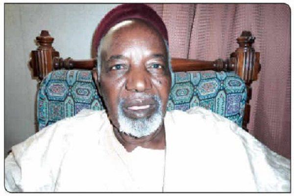 Former Civilian governor of old Kanuna State, Balarabe Musa