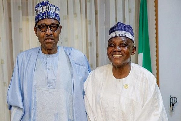 Senior Special Assistant to President Muhammadu Buhari on Media and Publicity, Garba Shehu