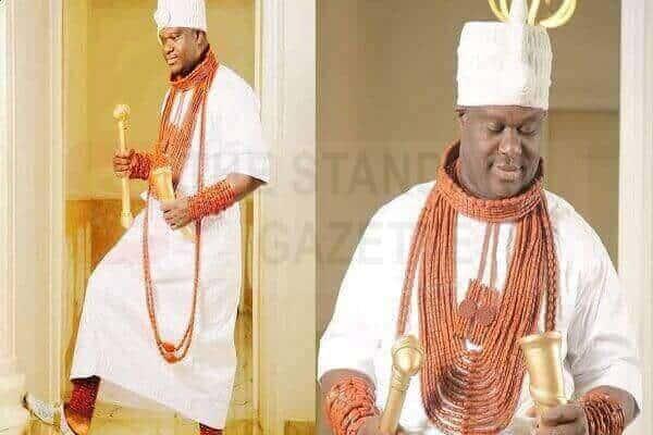 Ooni Of Ife Adeyeye Ogunwusi meets Buhari over Fulani Herdsmen and Insecurity in Nigeria