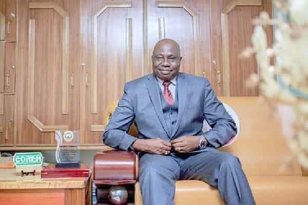 Prof Orumwense