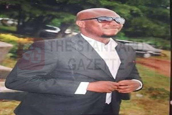 Barrister Omon Osobase Iyoha Jr