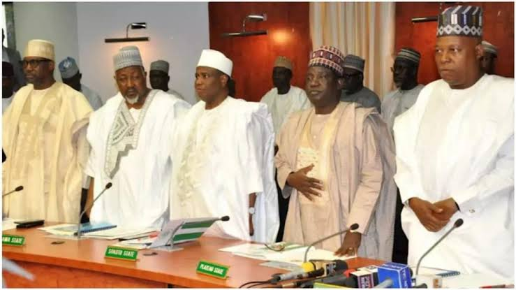 Northern Governors: EndSARS Protest And The Lone Support For SARS By Northern Governors