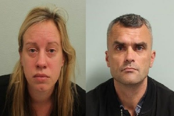 Clare Sanders 43, and Tomas Vaitkevicious, 45