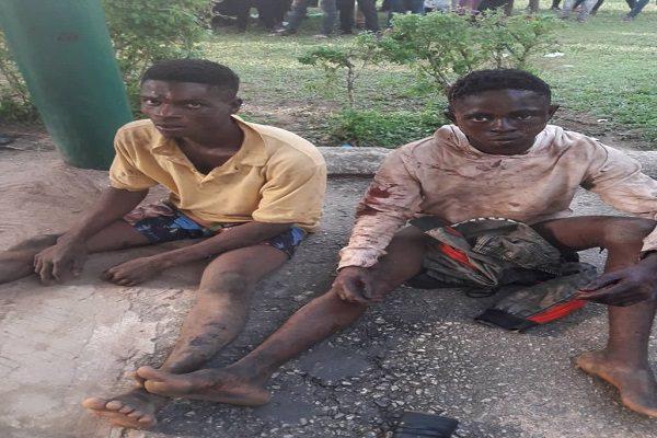 Robbery Suspect In Edo