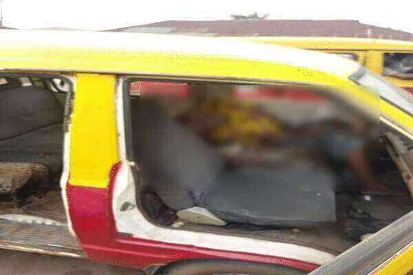 Local Bus Driver Shot Head On New Year's Eve In Benin