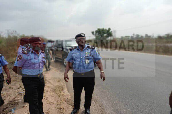 COMMISSIONER OF POLICE EDO STATE CP PHILIP OGBADU
