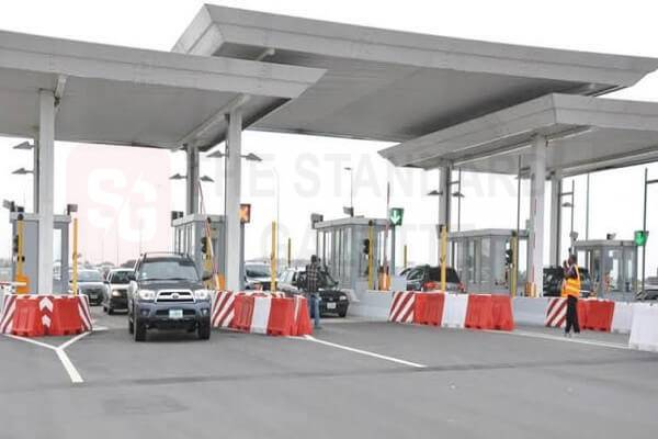 Lagos Toll Gate