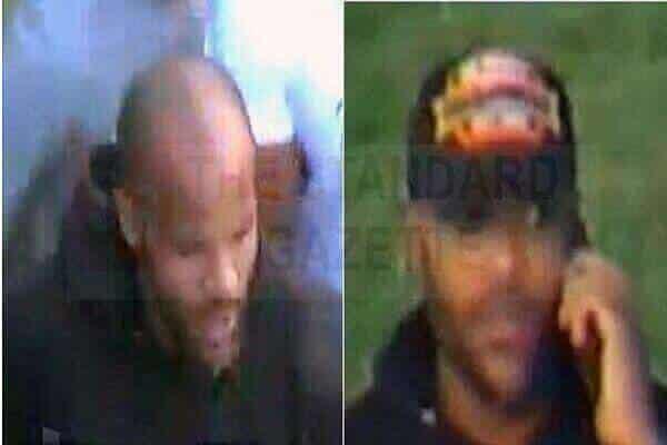 The Unidentified Alleged attacker