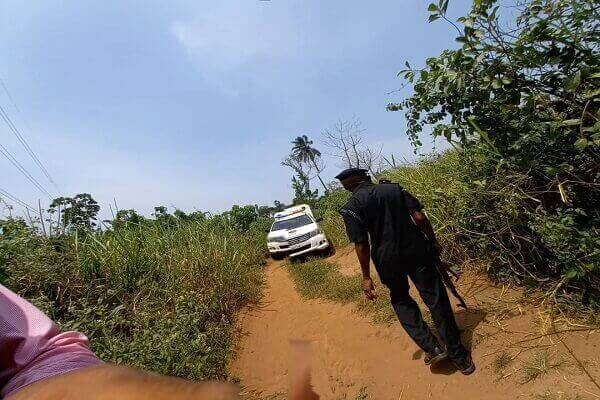 Edo police curbing Ahor forest in search of Kidnappers