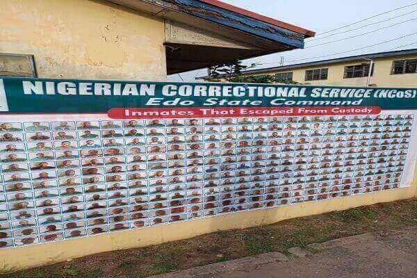 Escapee prisoners flood Edo