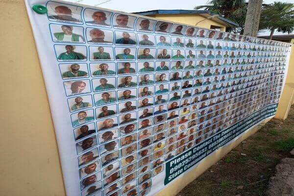 Posters-of-Escapees-from-Edo-Prisons