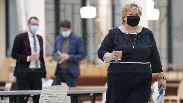 Prime Minister of Norway, Erna Solberg