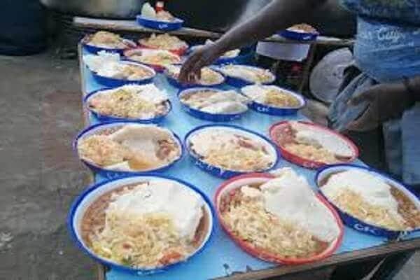 Feeding Program in Kenya