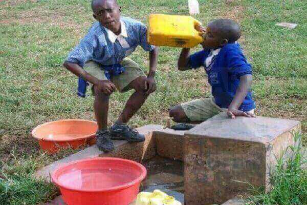 Nairobi Water Tap