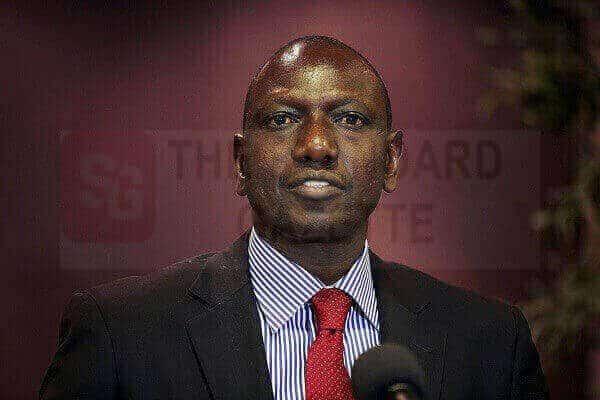 Vice President William Ruto