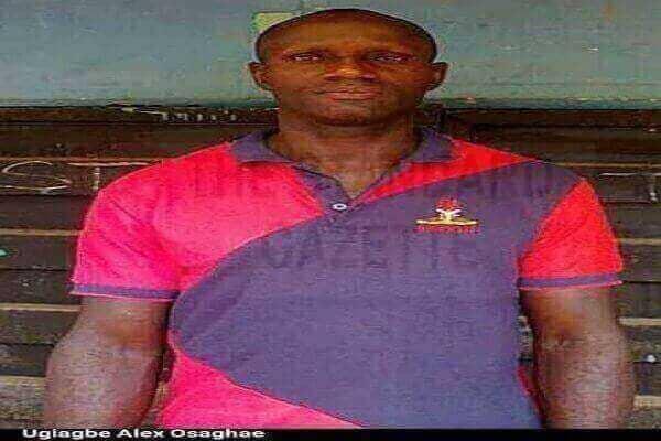 Felix Ugiagbe Osaghae
