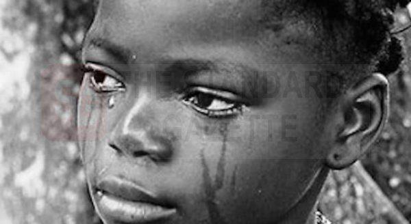 A child Nigerian