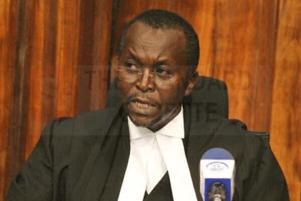 Justice Daniel Musinga