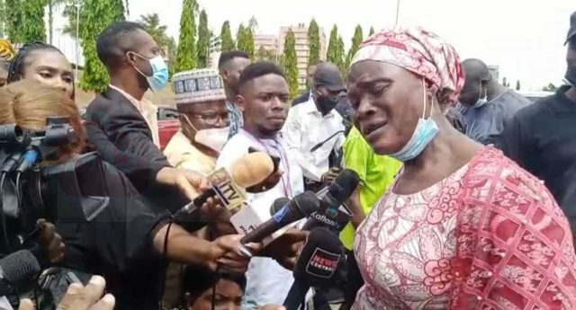 Mother of student kidnapped in Kaduna