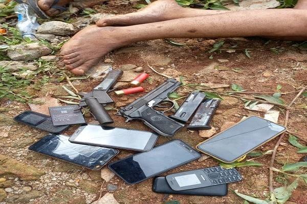 Armed Robbers Killed In Edo