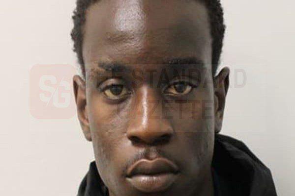Convicted Isaac Musoke