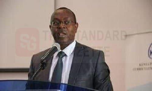 Dr David Njeng