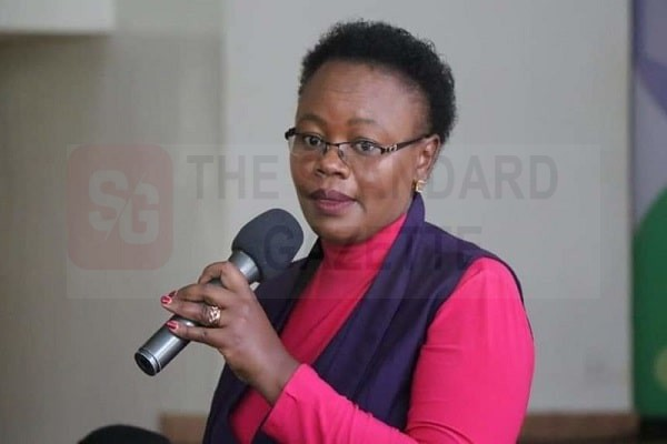 Gathoni Wamuchomba