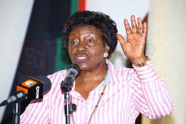 Governor Charity Ngilu