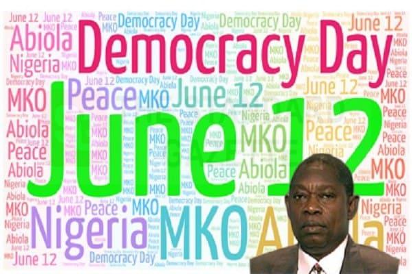 June 12 Democracy Day