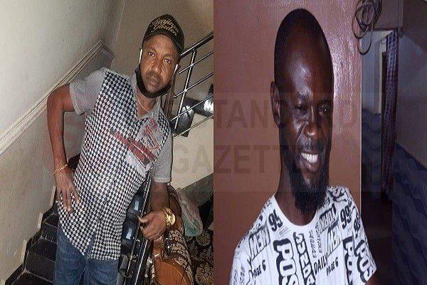 Omoma Osazuwa and Moses Osagie