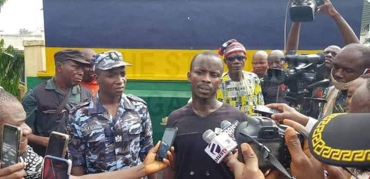 ESN Member arrested