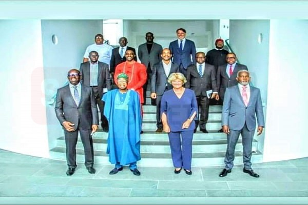 Godwin Obaseki, Lai Mohammed and others