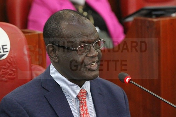 Governor Kiraitu Murungi