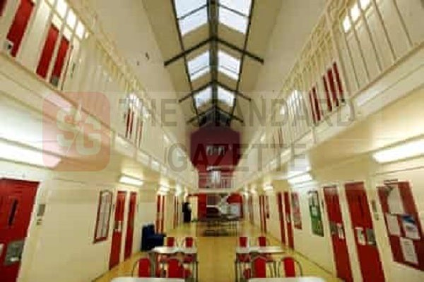 London Prison