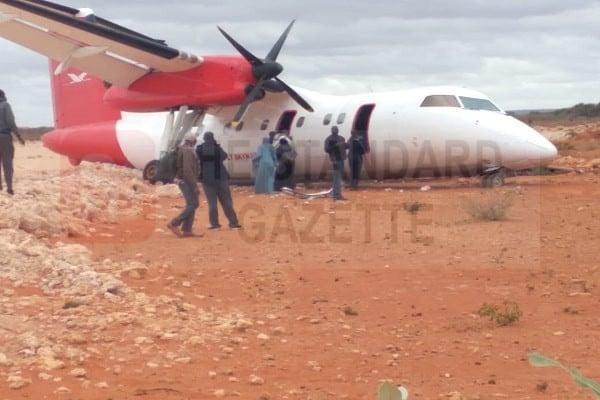 Plane Crash In Kenya
