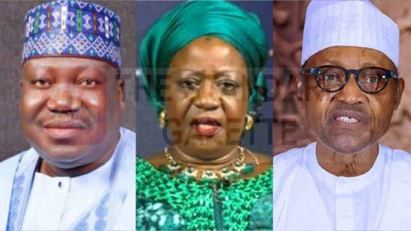 Senate Rejects Lauretta Onochie, INEC Commissioners