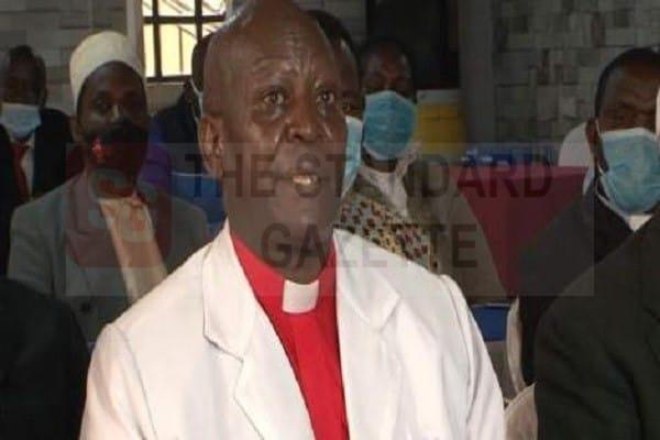 Bishop Zablon Mbugua