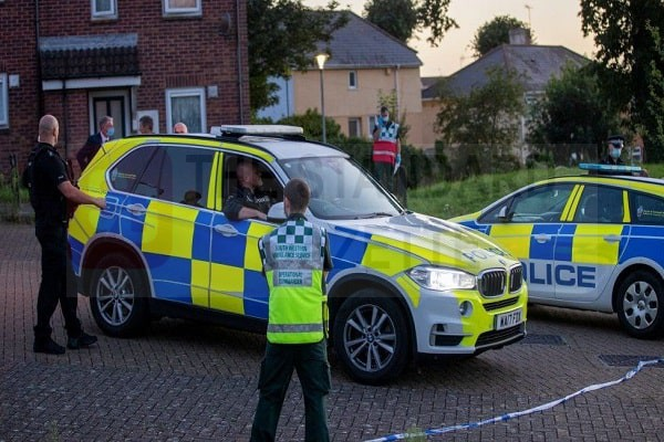 Police Presence in Plymouth Incident. Getty Images