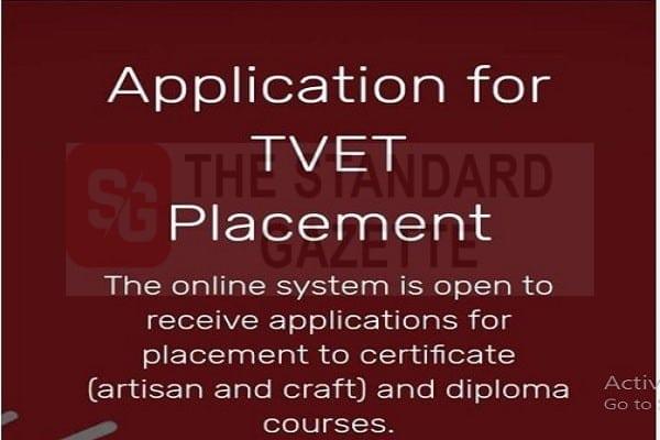 TVET Courses