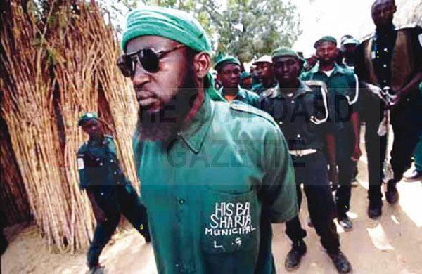Hisba Sharia Police