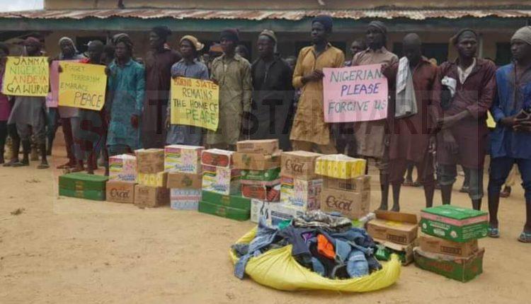 Boko Haram Members Apologies to Nigerians