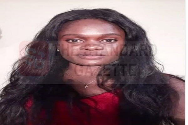 Amenze Rita, 31, killed by her husband after she filed for a divorce