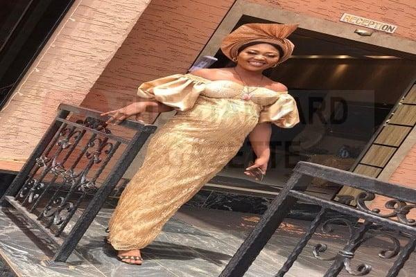 Pregnant Faith Aigbe