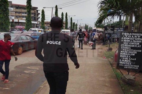 Protesters Besiege Benin Over Death Of NIne Passengers