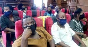 Sunday Igboho in Court