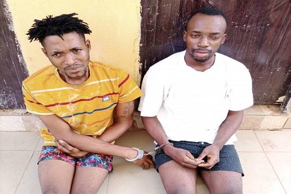 Dennis Aimiebenomon and Obeahon Odion