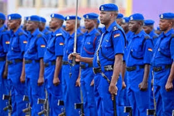 Kenyan Police Service