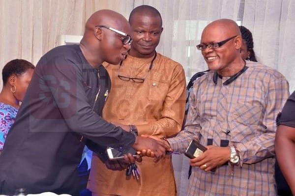 Olayiwola Afolabi Esq Honours Festus Alenkhe